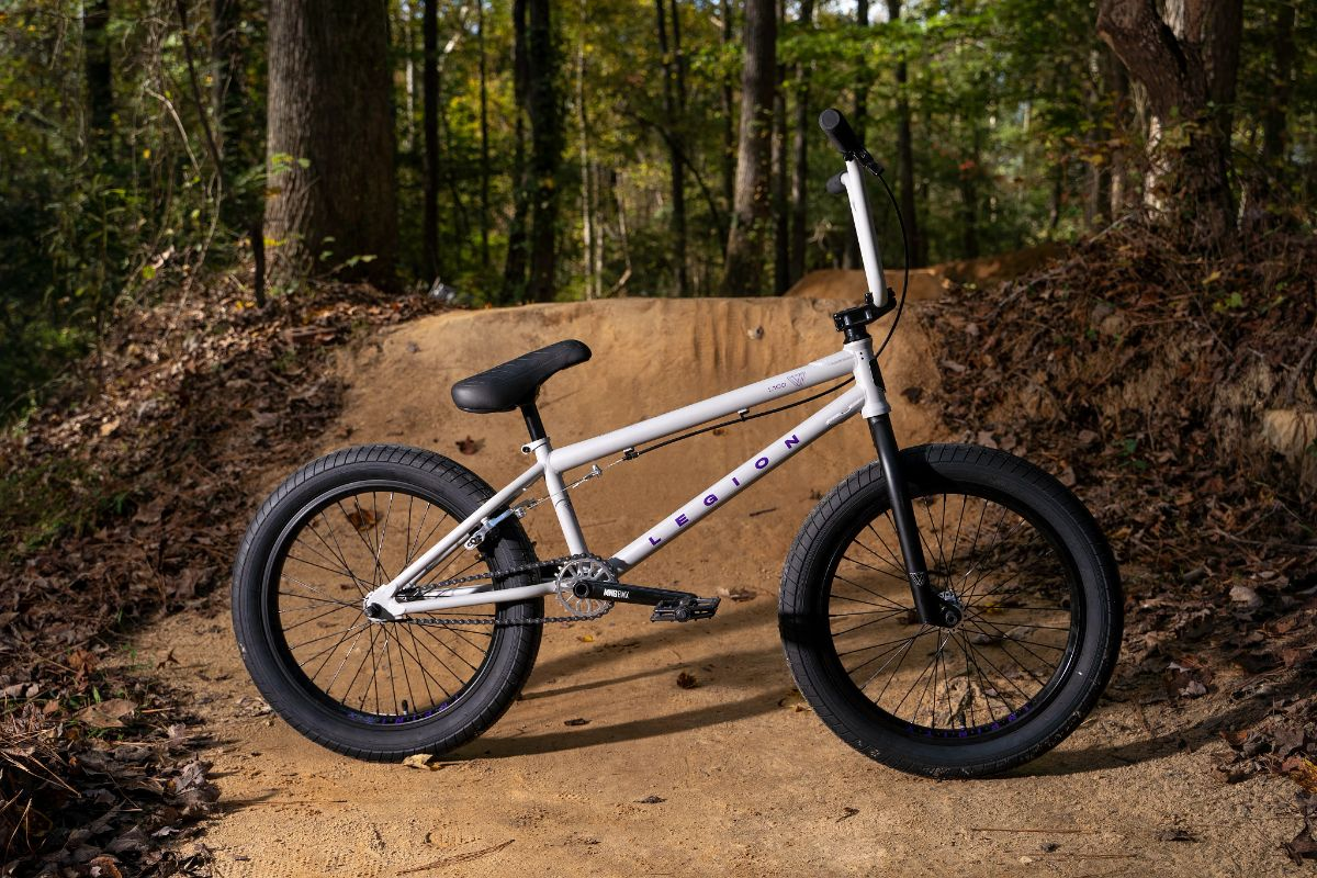 Legion L100 BMX freestyle bike