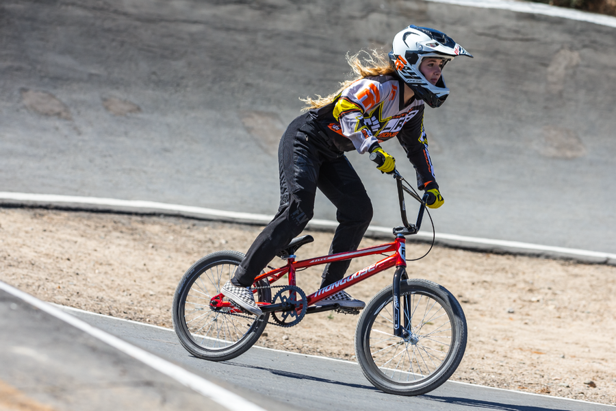Mongoose Title series BMX race bikes