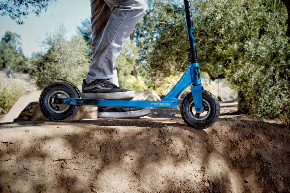 Mongoose Dirt Pro Scooter