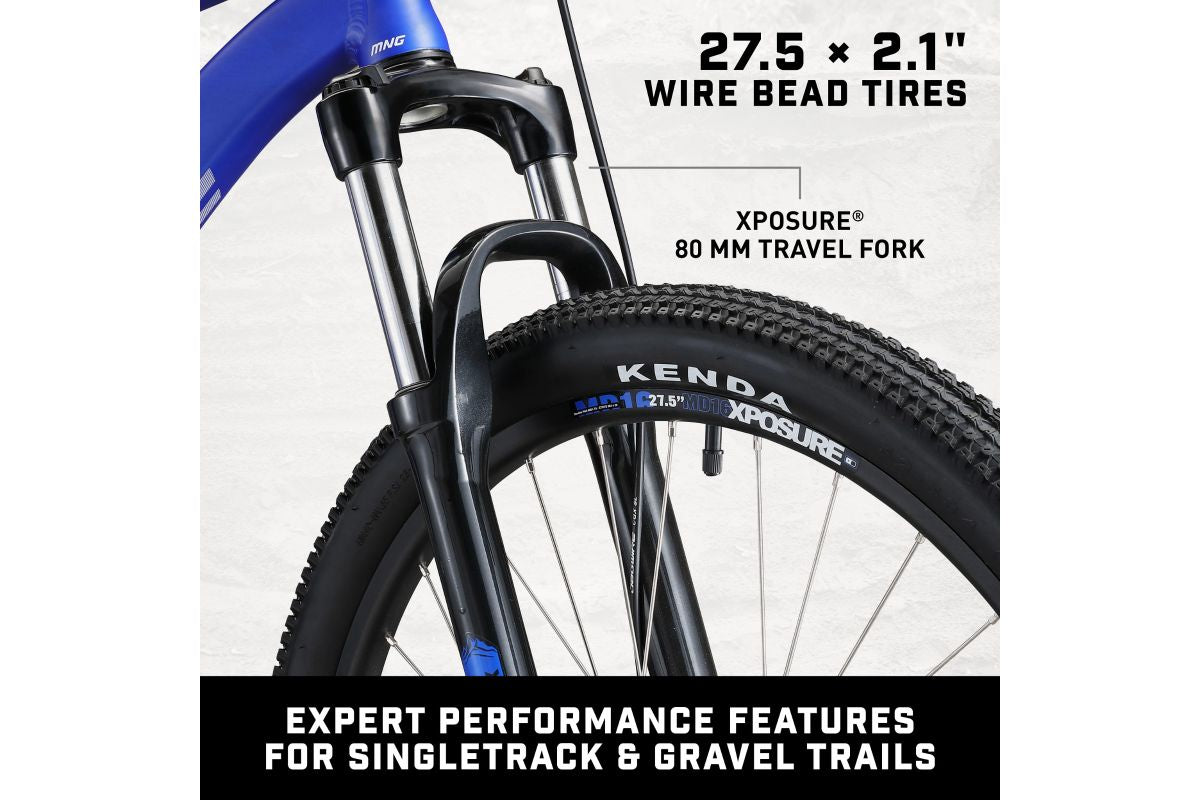 Switchback Comp 27.5 Kenda exposure tires