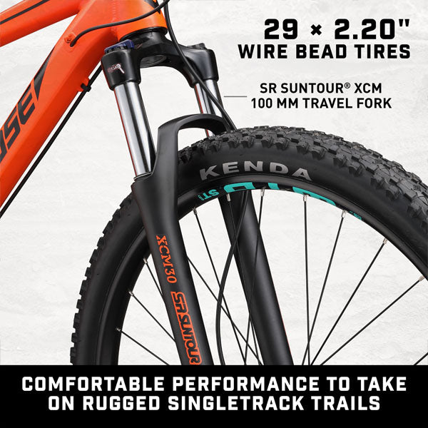 Mongoose Tyax Comp 29 Hardtail MTB