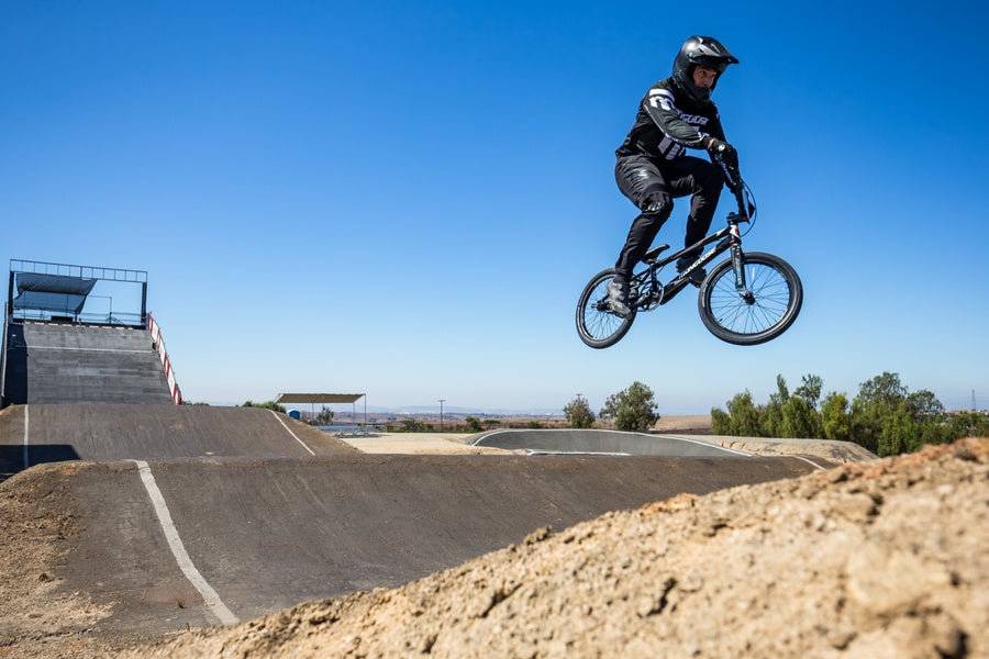 Mongoose 2020 Title Elite BMX race bike with Justin Posey, Factory Pro