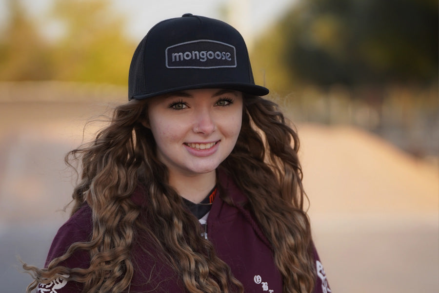 Mongoose Logo Hat