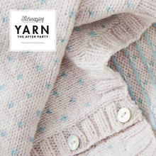 Load image into Gallery viewer, YARN THE AFTER PARTY BIRD'S EYE CARDIGAN