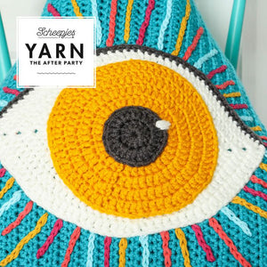 SCHEEPJES YARN THE AFTER PARTY BRIGHT SIGHT CUSHION