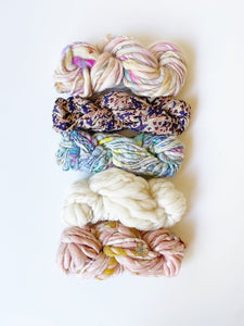 Knit Collage Mine Skein Sampler Kit