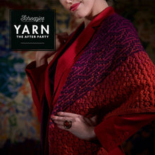 Load image into Gallery viewer, BOOKS AND BOOKLETS YARN THE AFTER PARTY EASTERN SUNSET SHAWL