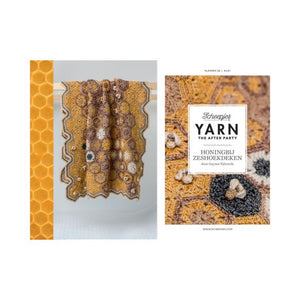 BOOKS AND BOOKLETS YARN RHE AFTER PARTY HONEY BEE BLANKETS
