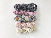 Load image into Gallery viewer, Knit Collage Mine Skein Sampler Kit