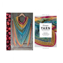 Load image into Gallery viewer, BOOKS AND BOOKLETS YARN THE AFTER PARTY SHAWL OF SECRETS