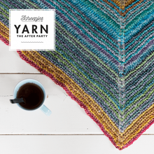 Load image into Gallery viewer, YARN THE AFTER PARTY SHAWL OF SECRETS