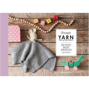BOOKS AND BOOKLETS SCHEEPJES YARN THE AFTER PARTY NO.111 BUNNY BEST FRIEND