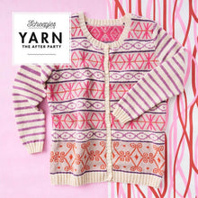 Load image into Gallery viewer, Books and Booklets YARN THE AFTER PARTY NO.102 SUNDAY FUNDAY CARDIGAN