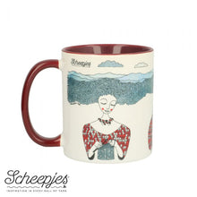 Load image into Gallery viewer, Scheepjes Collectible Mug by Aleksandra Sobol
