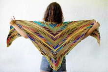Load image into Gallery viewer, Butterfly Papillon Shawl Kit