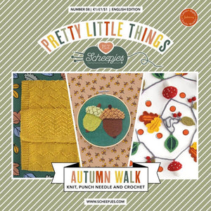 BOOKS AND BOOKLETS PRETTY LITTLE THINGS 08 AUTUMN WALK