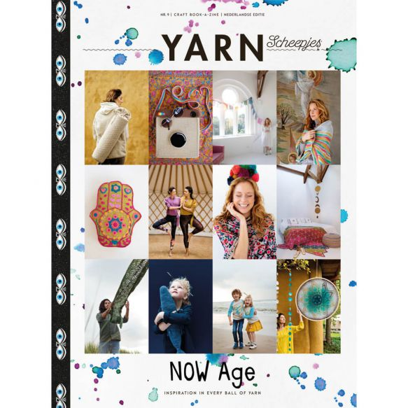 BOOKS AND BOOKLETS SCHEEPJES YARN BOOKAZINE 9 NOW AGE
