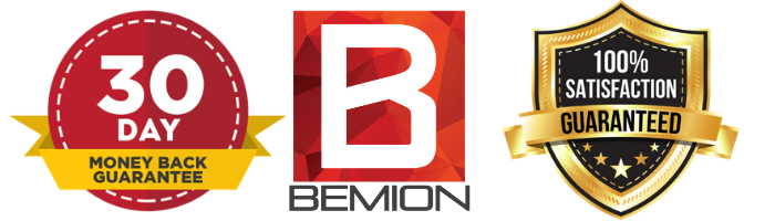 BEMION 30 Days Guarantee