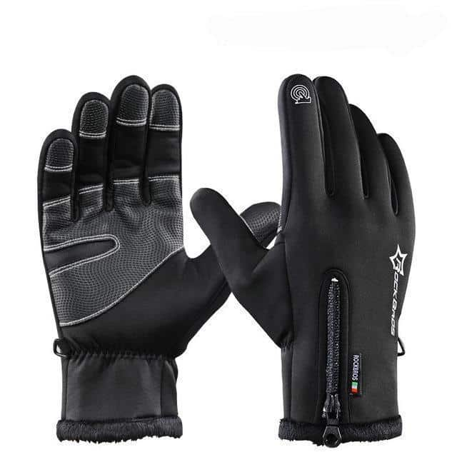 Thermal and Windproof Anti Slip Winter Gloves