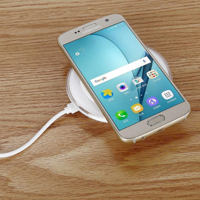 Quick Wireless Phone Charger