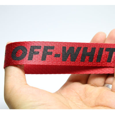 Off-white Industrial Belt 1