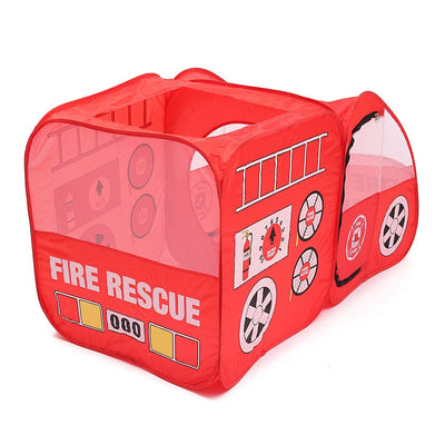 Fire Truck Tent for Kids