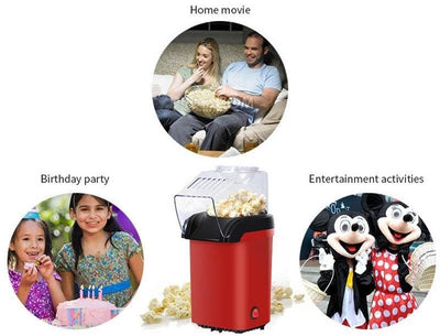 Electric Personal Popcorn Maker 4