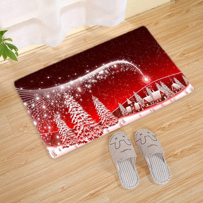 Personalized Christmas Doormat 4