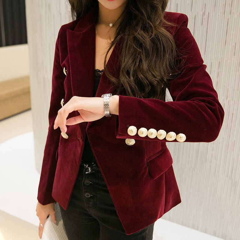 velvet blazer womens, black blazer for women, red blazer womens, velvet blazer, blazer jacket, womens blazer jackets, velvet blazer womens, female blazer, Velvet Blazer Womens - Female Blazer