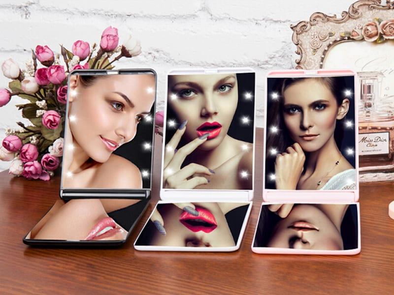 Best Top Rated Lighted Makeup Mirror - LED Vanity Mirrors
