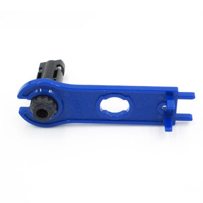 mc4 connector tool, mc4 connector crimping tool, solar crimping tool for mc4 connector, Solar Crimping Tool for MC4 Connector - MC4 Pocket Wrench