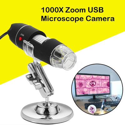 Portable Digital USB Microscope Camera