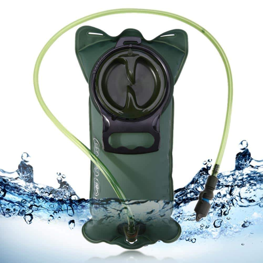 2 Liter Water Hydration Bag Bladder