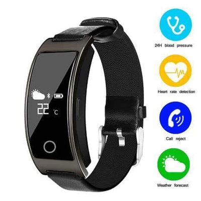 Blood Pressure SmartBand Watch Monitor - Digital and Portable