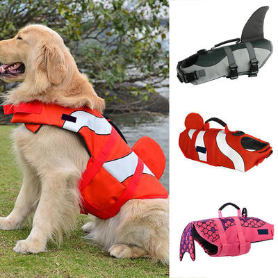 Life Jacket for Pet Dogs