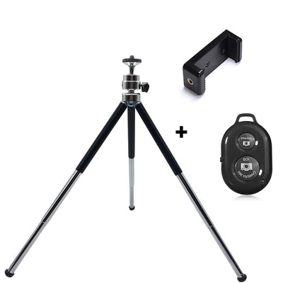 The  Travel Tripod - Cell Phone Tripod