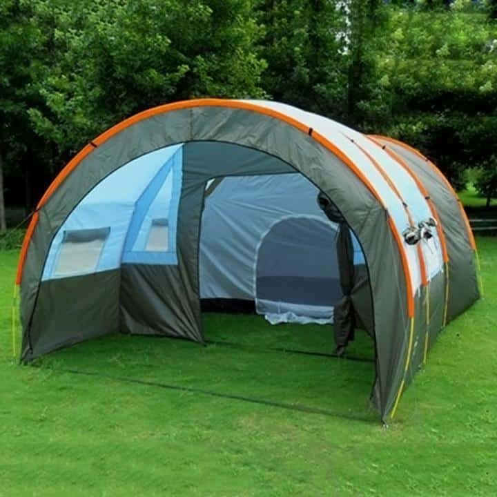 Large Family Camping Tent - 10 Person