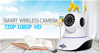 Wireless Security Cameras Security Camera And Baby Monitor Camera