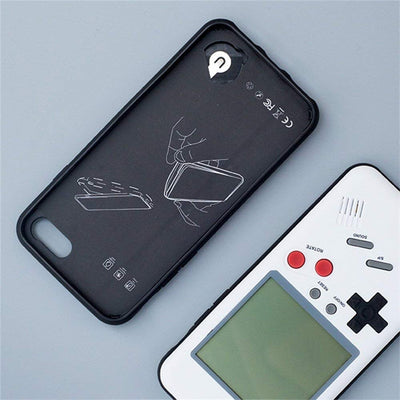 Ultra Slim Retro Game iPhone Case