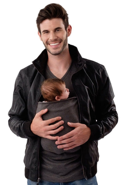 T-shirt Baby Carrier for Mom and Dad