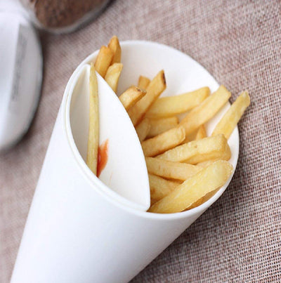 2 in 1 Potato Tool Tableware - French Fries Holder