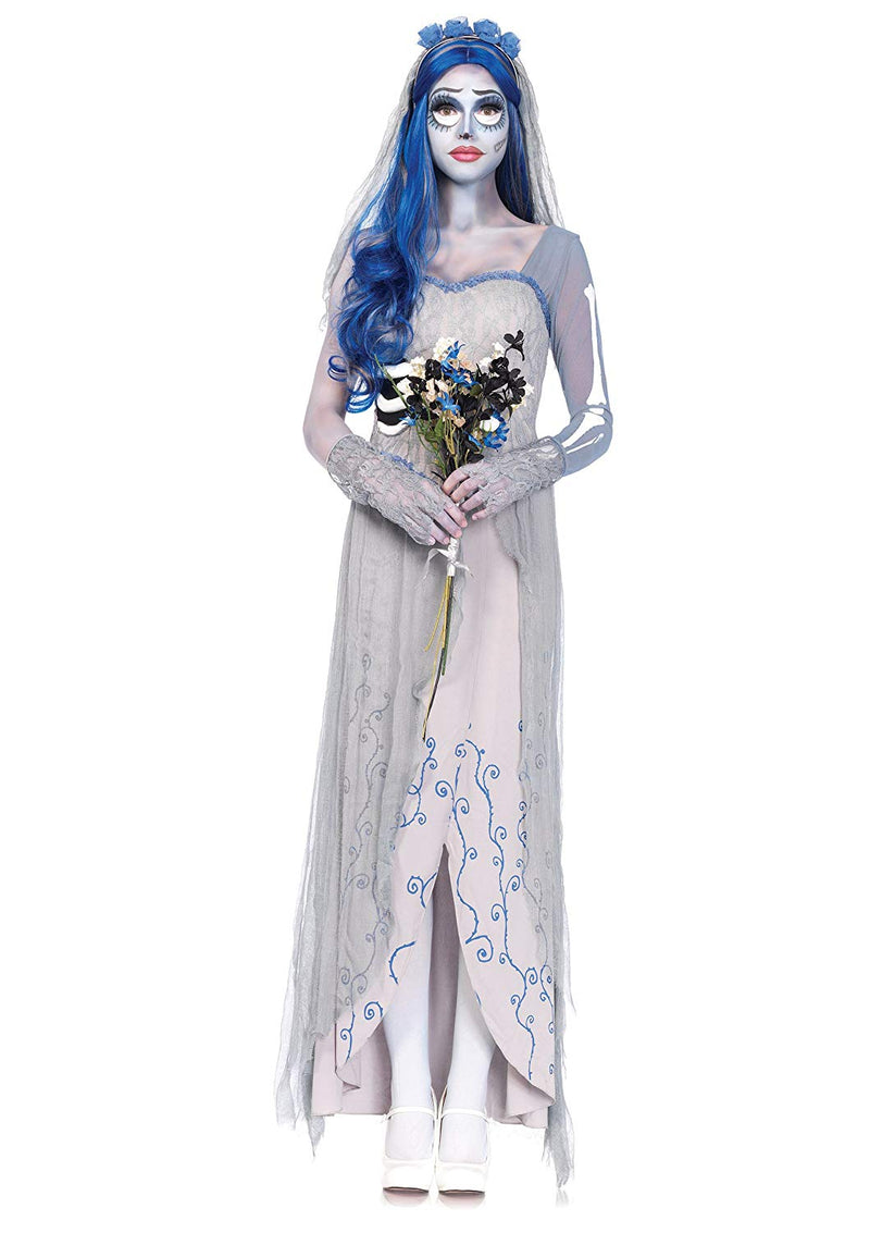 zombie bride, the corpse bride costume, ghost bride halloween costume, dead bride costume, zombie bride costume, dead bride halloween costume, zombie bride halloween costume, Halloween Bride Costume - Womens Halloween Costumes