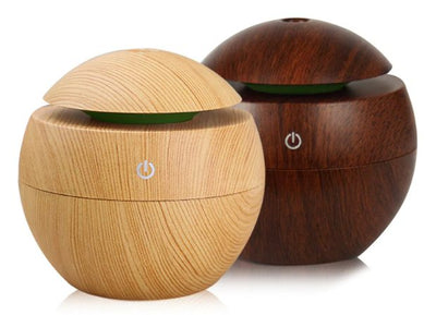 Portable Essential Oil Diffuser - Cool Mist Humidifier