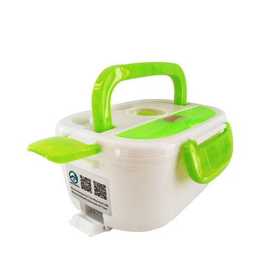 Electric Heated Lunch Box - Portable Lunch Warmer