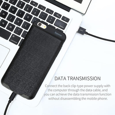 Magnetic Power Bank - Phone Charging Case