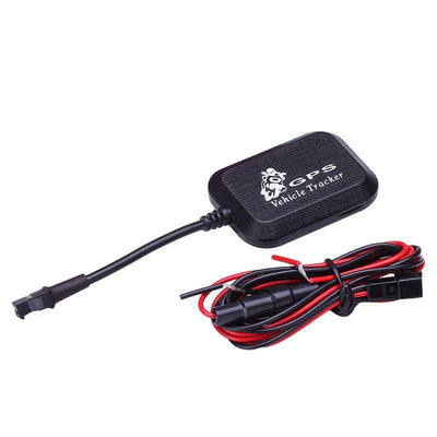 Real Time GPS Vehicle Tracker - Portable Mini Tracking System