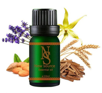 2 Pcs Natural Essential Oils - Essential Oils For Massage