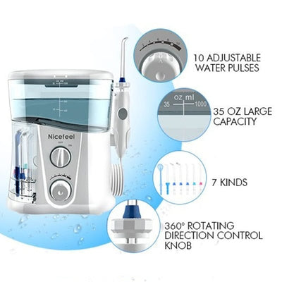 Ultra Waterpik Water Flosser - Electric Oral Irrigator