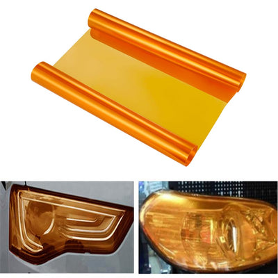 Car Headlight Tint Film - Headlight Film Protection
