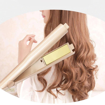 Best Hair Straightener - Curling Flat Iron